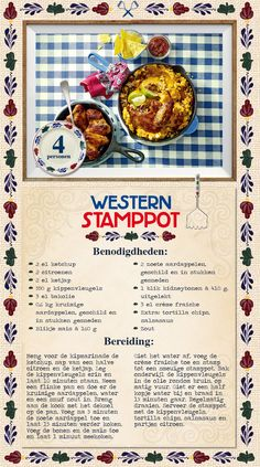 Western stamppot