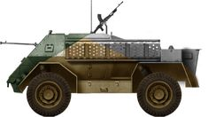 ACV-IP Mark II - Armoured Car Wheeled - Indian Pattern