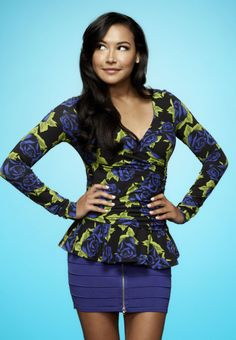girl crush - great outfit. can't wait for glee to restart 9/13 !!
