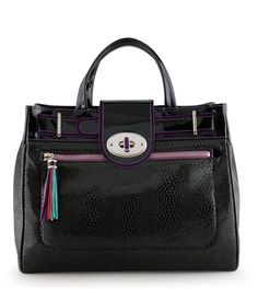 Beautiful handbag from Jackie Smith's collection