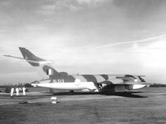 """Handley Page """"Victor"""" RAF Wittering 1966 Military Jets, Military Aircraft, Fighter Aircraft, Fighter Jets, Handley Page Victor, V Force, War Jet, Post War Era, Battle Of Britain"""