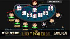 Luxypoker99 adalah tempat bermain ceme online yang dapat anda mainkan dengan asik di sebuah situs judi ceme online dengan minimal deposit 10rb saja.