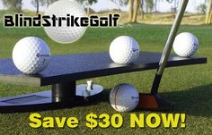 Golf Life brings you great golf deals and discounts from some of our favorite golf companies. Start saving now on these great golf products! Discount Golf, Golf Training Aids, Training And Development, Golf Ball, Golf Clubs, Blind, Shutter, Wiffle Ball