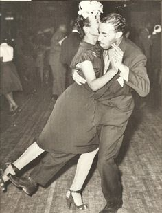 Swinging at the Savoy The ballroom between the 1920's and 30s was probably the best way for people from all walks of life to meet each other socially without the tight constraints of a chaperone. The Savoy in Harlem NY which ran between 1926 - 1958 was also the first to let white and black Americans dance together.