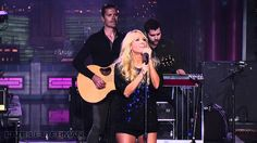 Carrie Underwood - Jesus Take The Wheel (Live on Letterman)