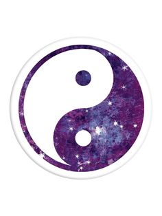 Yin Yang Galaxy PopSocket - Phone Stand and Grip - Buy Online at ...