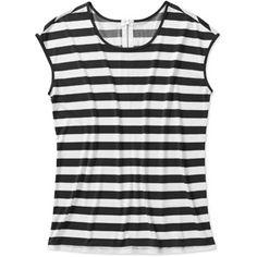 J's Everyday Fashion Pick: George Women's Zipper Back Stretch Jersey Tee