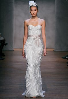 "Dream Dress-- ""Monique Lhuillier- Giada"""