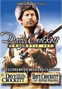 Davey Crockett King of the Wild Frontier. Our boys watched this over and over and VHS