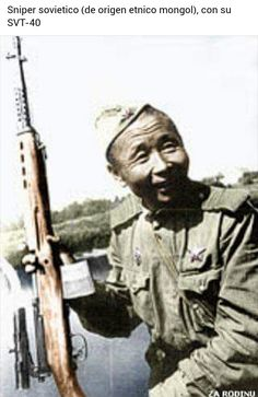 Francotirador soviético
