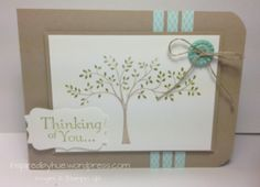 Stampin' Up! Thoughts & Prayers