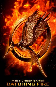 Catching Fire Motion Poster: Every Revolution Begins with a Spark