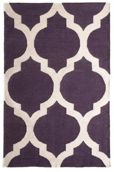 morrocan rug. Right look wrong color