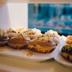 leica Leica, Doughnuts, Norway, Waffles, Pie, Breakfast, Desserts, Food, Torte