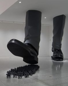don't be stepped on …   Do-Ho Suh (서도호) #WeLoveArt