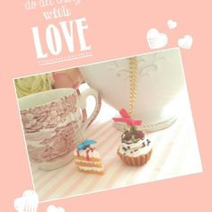 Collar deco sweets