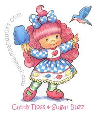 Strawberry Shortcake Custom Artwork!