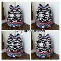 Crochet Art, Tapestry Crochet, Crochet Handbags, Crochet Purses, Crotchet Patterns, Tapestry Bag, Weaving Art, Knitted Bags, Purses And Bags