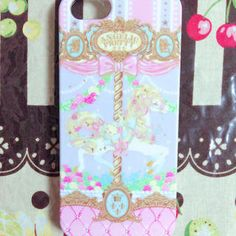 Angelic Pretty (Angelic Pretty) ♡ iPhone 5s ♡ Ladies' fashion accessories (other) product photo