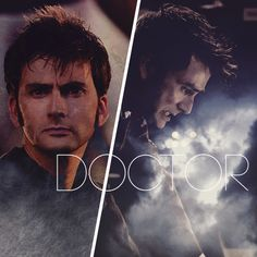 Tenth Doctor. The noise I made when seeing the pain in his face in that second picture was entirely unnatural.
