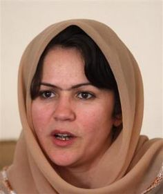 Condemned to die shortly after birth for being a girl, outspoken, brilliant Afghan MP Fawzia Koofi lived & grew to become a champion of Women's Rights and is now eyeing the Presidency in 2014.