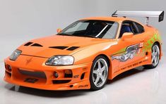 Toyota Supra, Paul Walker, Vehicles, Sports, Cars, Google Search, Food, Auction, Hs Sports