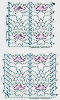Crochet Sweaters: Crochet Lace Cardigan Free Pattern - Stylish