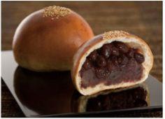 アンパン anpan(sweet bean paste bread)