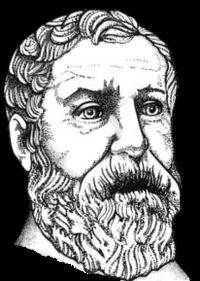 Hero of Alexandria (Greek: Ἥρων ὁ Ἀλεξανδρεύς Heron ho Alexandreus; also known as Heron of Alexandria c. 10 – c. 70 AD) was a Greek mathematician and engineer who was active in his native city of Alexandria, Roman Egypt. He is considered the greatest experimenter of antiquity and his work is representative of the Hellenistic scientific tradition.