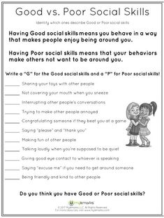 Poor Social Skills,SOCIAL & PRAGMATICS Speech Therapy Resources Mylemarks is a company dedicated to providing parents and professionals with helpful resources to teach social-emotional skills to children. Social Skills Autism, Social Skills Lessons, Social Skills For Kids, Social Skills Activities, Teaching Social Skills, Counseling Activities, Social Emotional Learning, Coping Skills, Life Skills