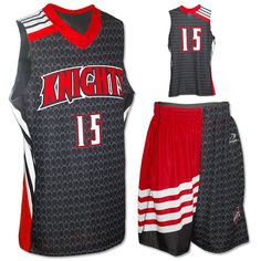 SCHOLARS ACADEMY SEAWOLVER Black White and Blue Basketball Uniforms ... aaa2f0ec0