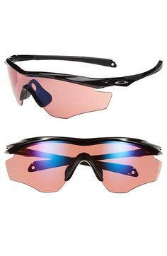 Oakley 'M2 Frame' 175mm Shield Sunglasses available at #Nordstrom