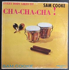 Sam Cooke - Everybody Likes To Cha Cha Cha VINYL LP Famous Records F-512