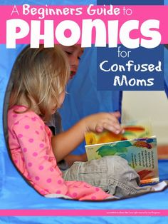 Phonics - a beginners guide to phonics for confused mums, really helpful if you are homeschooling and are unfamiliar with phonics