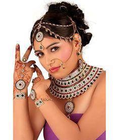 Unipol Rajwadi Bridal Jewelry