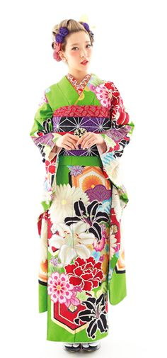 AMIAYA 2013-2014 furisode collection