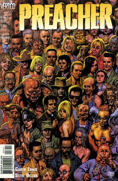 Preacher - An Awesome Comic; A Potentially Awesome TV Series ...