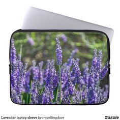 Protect your laptop, MacBook or iPad in style with Purple laptop sleeves from Zazzle. Choose from a range of designs and personalise or make your own. Neoprene Laptop Sleeve, Laptop Sleeves, Back To School Supplies, Creative, Prints, Minimalist, Manga, Tela, Lavender