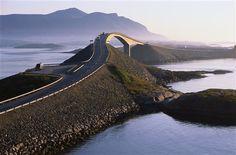A ride you won't forget - Atlantic Ocean Road