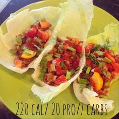 Fit Mama to 3: Taco Boats