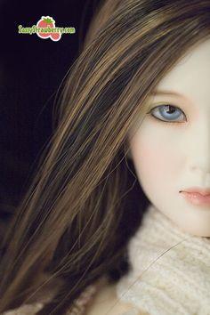 blue eye #dolls
