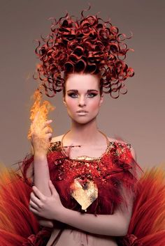 Figaro Awards: Avant-Garde Hairstyles Finalists!