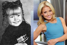 Kelly Ripa Younger Days