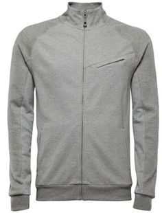 K-Swiss Men's Asym Pocket #Tracktop (Grey)