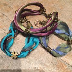 Bracelets Silk