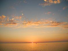 Batumi, sunset