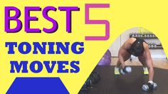 5 Moves to Burn Fat Fast - Fat Burning Workout Series