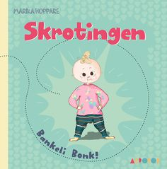 Skrotingen - Bankeli Bonk! Omslag