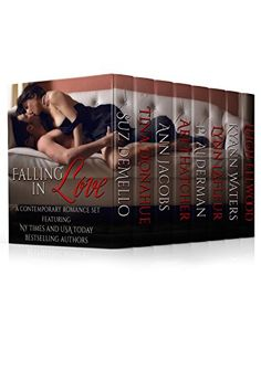 Recapture the moment . . . Falling in Love  Eight sensual, heartwarming contemporary romances featuring NY Times and USA Today bestselling authors.