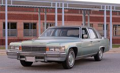 1978 Cadillac Fleetwood Brougham | by That Hartford Guy